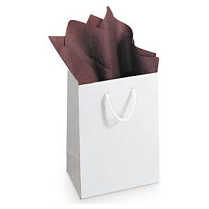 Sacola papel marrom