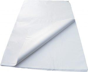 Resma papel seda branco