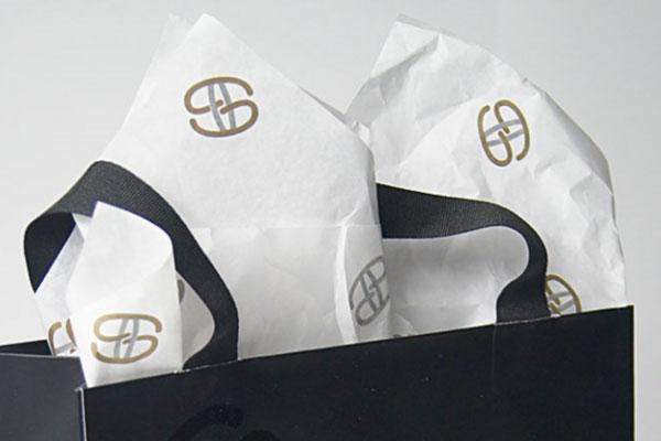 Benefícios das embalagens de papel de seda para calçados 2